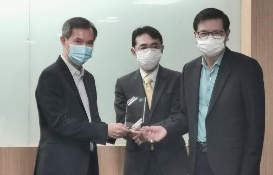 โตเกียวมารีนประกันชีวิตรับรางวัล 2020 Asian Awards for the Best Good Company Initiative