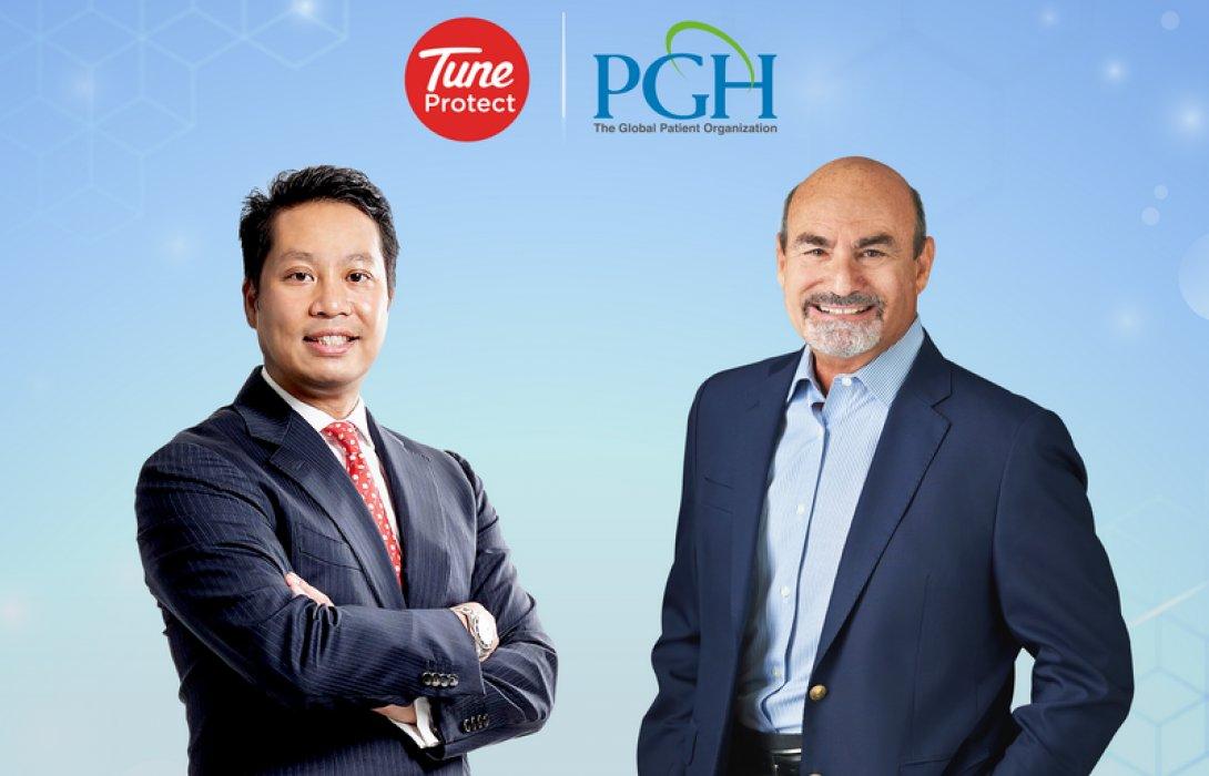 "Tune Protect จับมือ Preferred Global Health (PGH) ให้บริการความเห็นที่สองทางการแพทย์ระดับโลก ""myEliteDoctor"" แก่ลูกค้า"