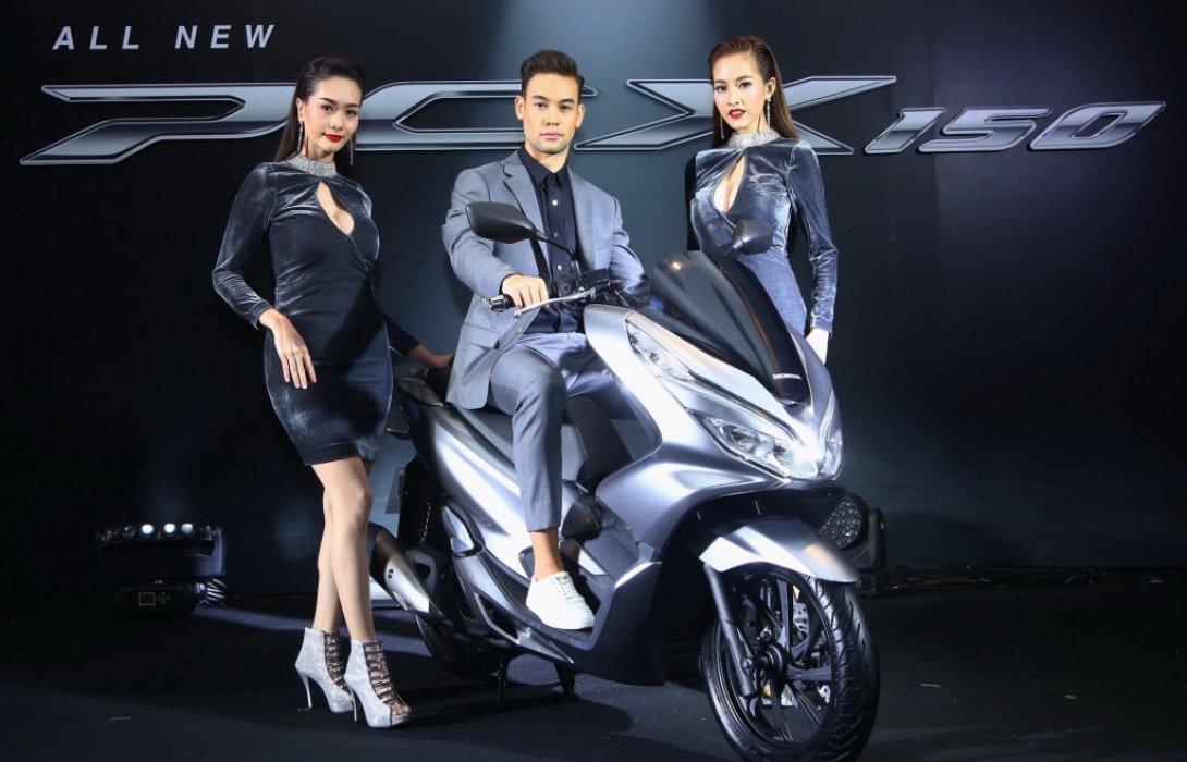 """เปิดตัวที่สุดแห่งการครอบครอง""""All New Honda PCX150""""ครั้งใหม่ด้วยเทคโนโลยีและดีไซน์หรู"""