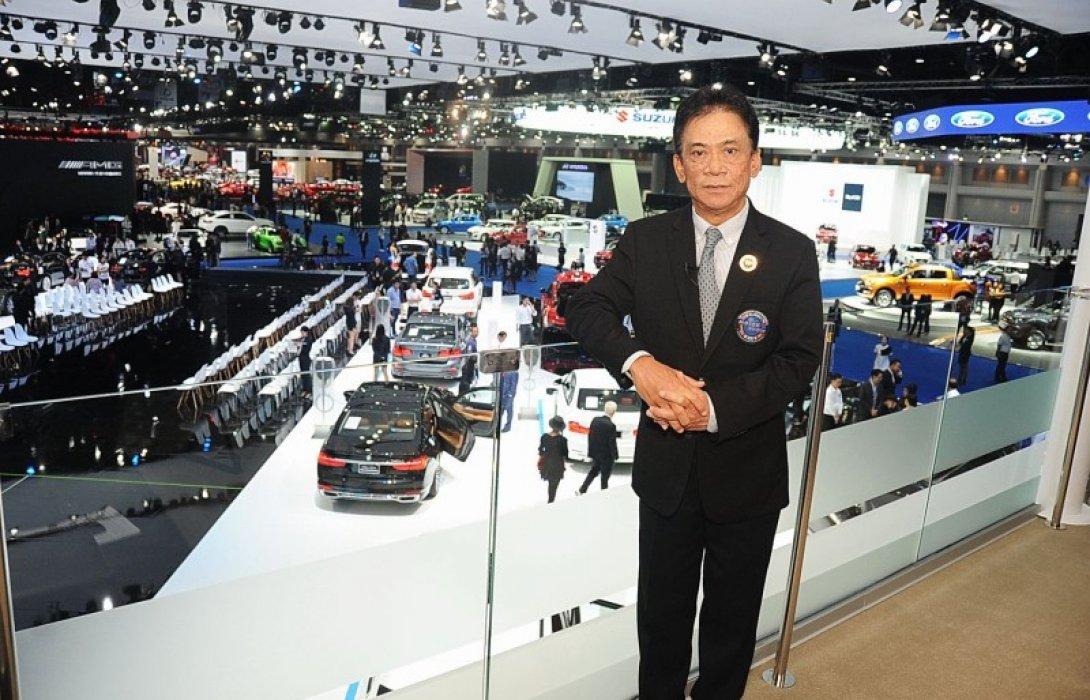 มอเตอร์โชว์ดันยอดขายตลาดรถโตตามเป้า 12 วัน ยอดจองรถ 3.6 หมื่นคัน