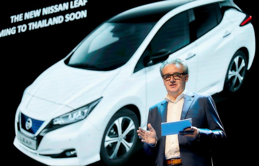 นิสสันเปิดจินตนาการคนยุคมิลเลนเนียล ยานยนต์ไฟฟ้าในอนาคต การเชื่อมต่อ และการขับขี่อัตโนมัติ