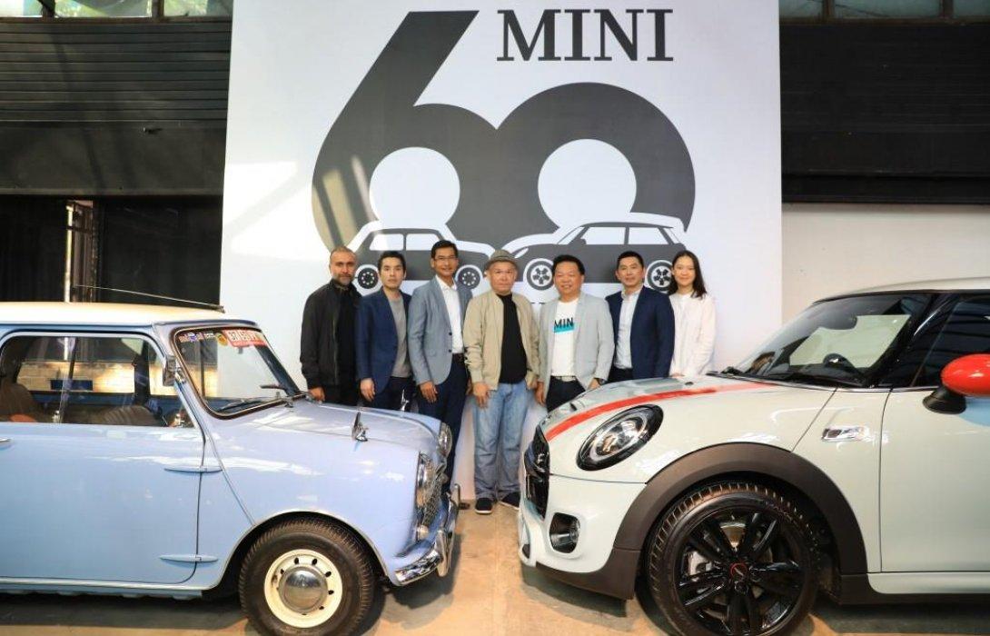 มินิ ประเทศไทย ฉลอง60ปี จัดเต็มเซอร์ไพรส์พิเศษสุดให้แฟน ๆ ตลอดปี พร้อมเปิดตัวมินิ Ice Blue Edition