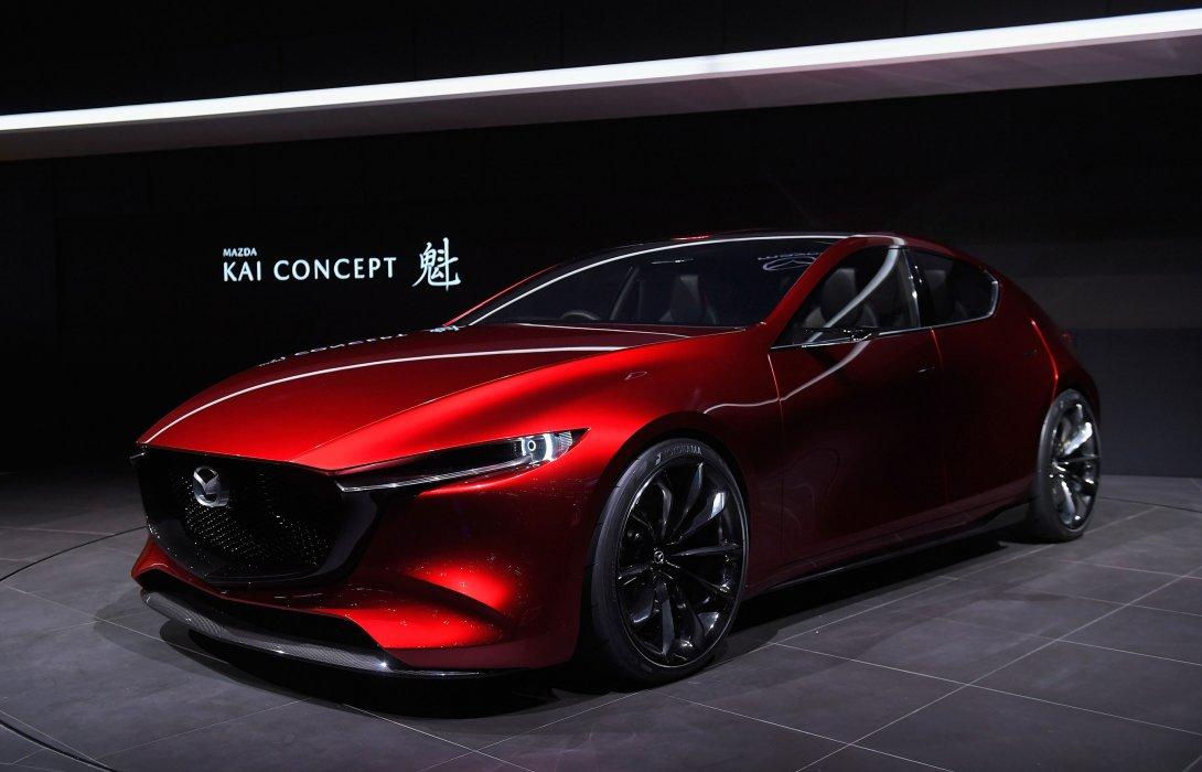 มาสด้าโชว์รถต้นแบบ KAI CONCEPT ยานยนต์อนาคตสุดล้ำ
