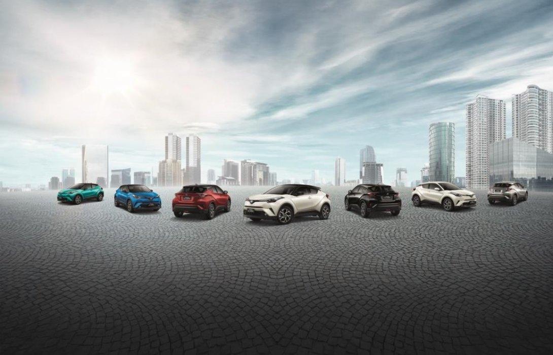 ตลาดรถยนต์เดือนมีนาคมยอดขายรวม 103,164คันเพิ่มขึ้น8.5%