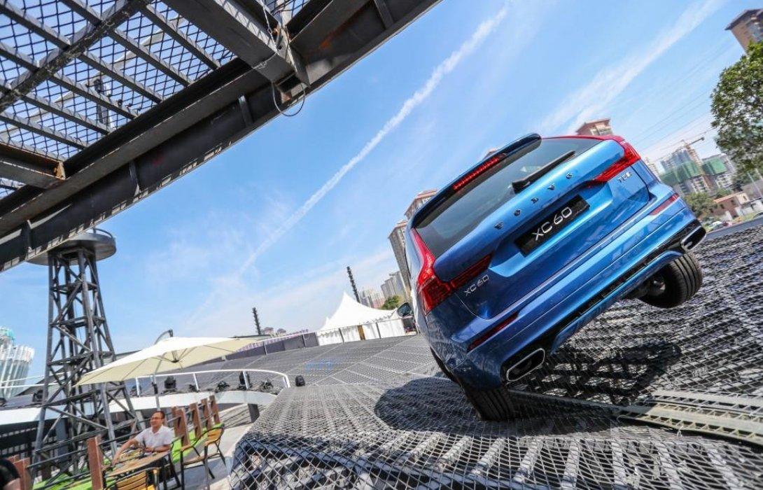 วอลโว่นำเสนอสุดยอดยานยนต์สแกนดิเนเวียน ในงานThe Volvo Way: Freedom to Experience