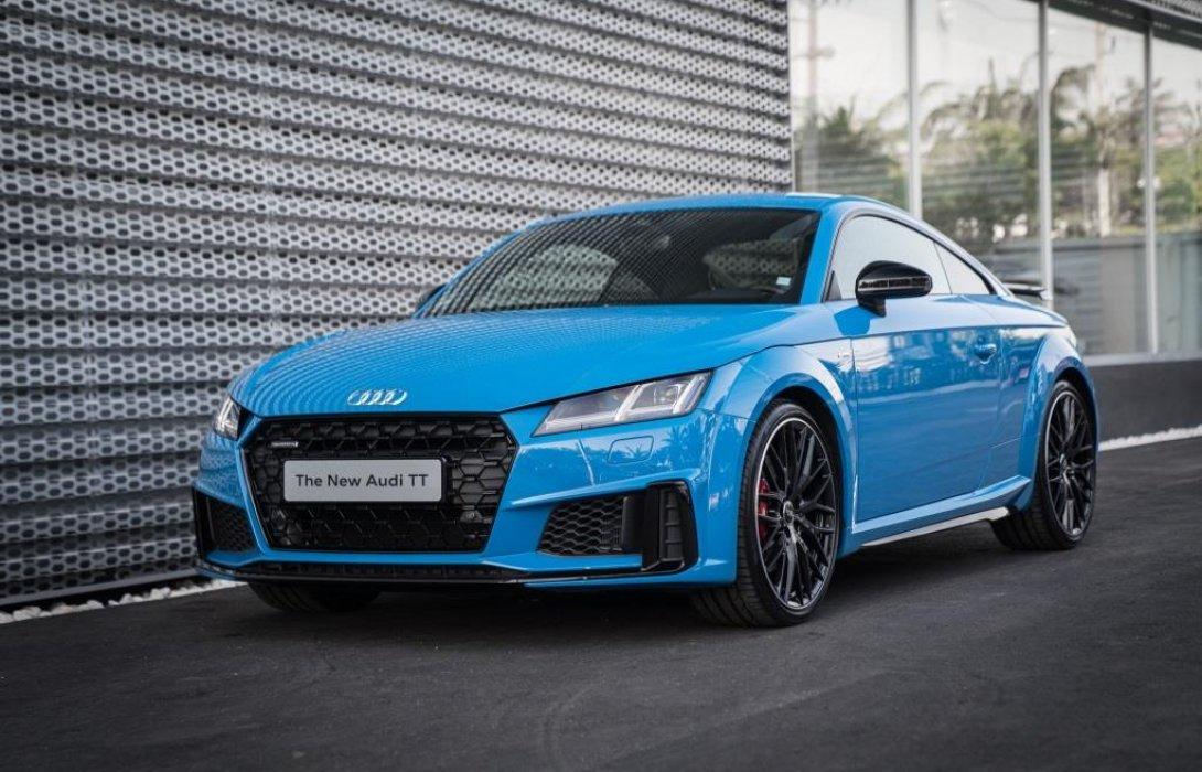อาวดี้ ประเทศไทย  ขอบคุณลูกค้า จัดแคมเปญดอกเบี้ย 1 %  เผย Audi TT Coupé ใหม่ กระแสแรง