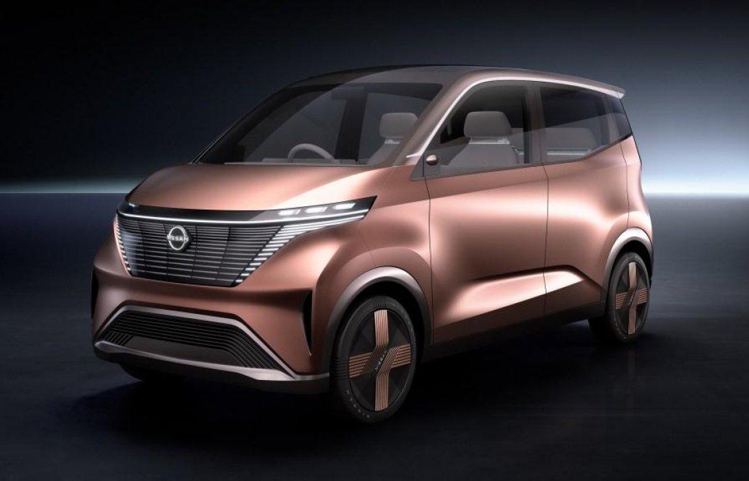 นิสสันนำเสนอรถยนต์ 14 รุ่น ณ โตเกียว มอเตอร์โชว์ 2019 นำโดยรถยนต์ต้นแบบ IMk ที่ไร้มลพิษ