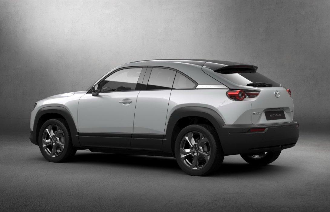มาสด้าเผยโฉม Mazda MX-30 ในงานโตเกียว มอเตอร์โชว์  เตรียมผลิตเพื่อจำหน่ายรถไฟฟ้าเป็นครั้งแรก