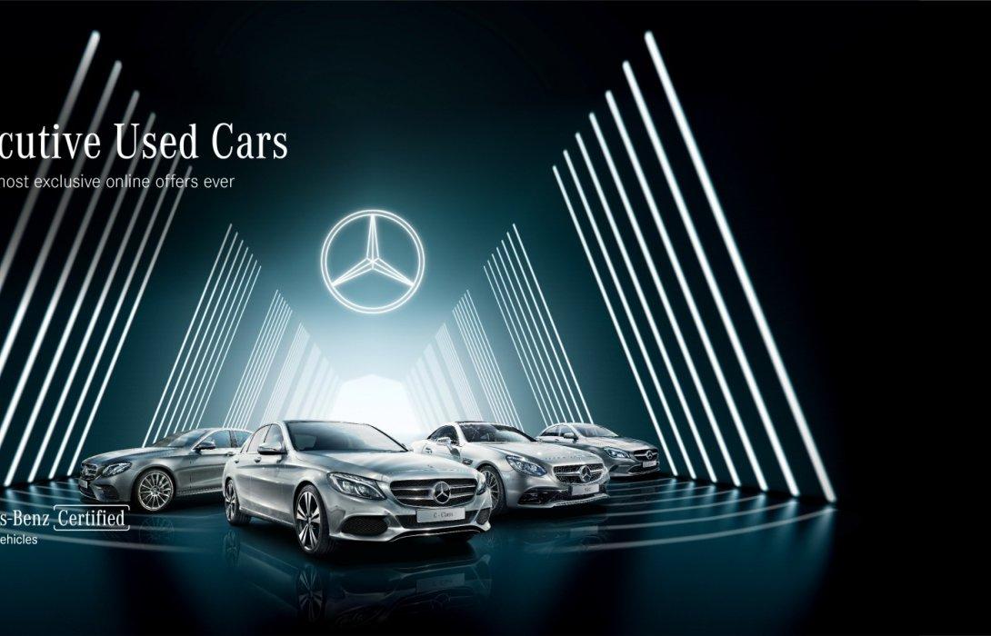 """เมอร์เซเดส-เบนซ์ เสริมแกร่งธุรกิจยูสคาร์ระดับพรีเมี่ยม""""Mercedes-Benz Certified"""""""