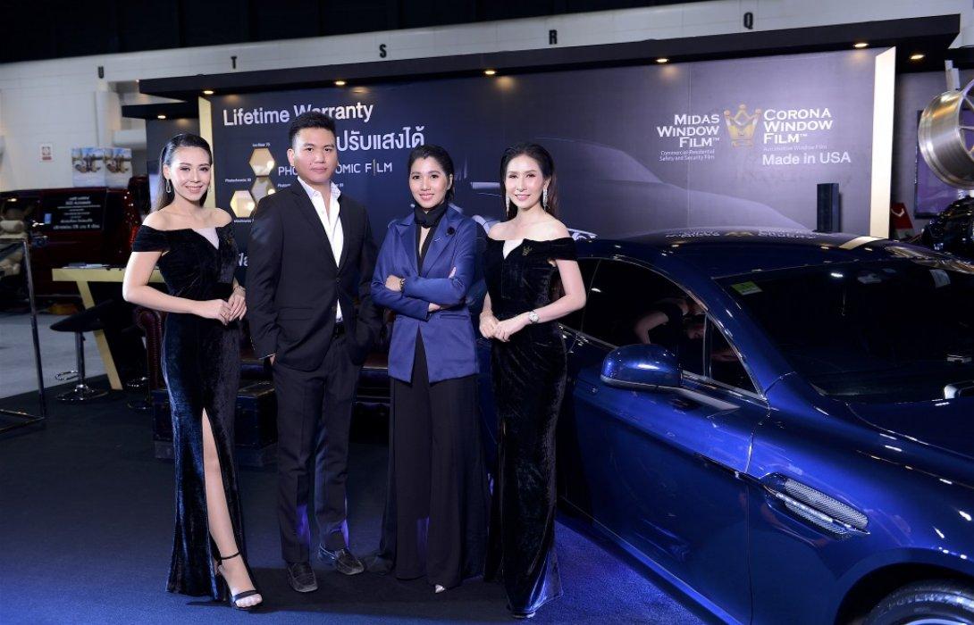 MIDAS ฟิล์มกรองแสงระดับพรีเมี่ยมโชว์เทคโนโลยีล้ำเหนือชั้นกว่าใคร.....หนึ่งเดียวในเมืองไทย