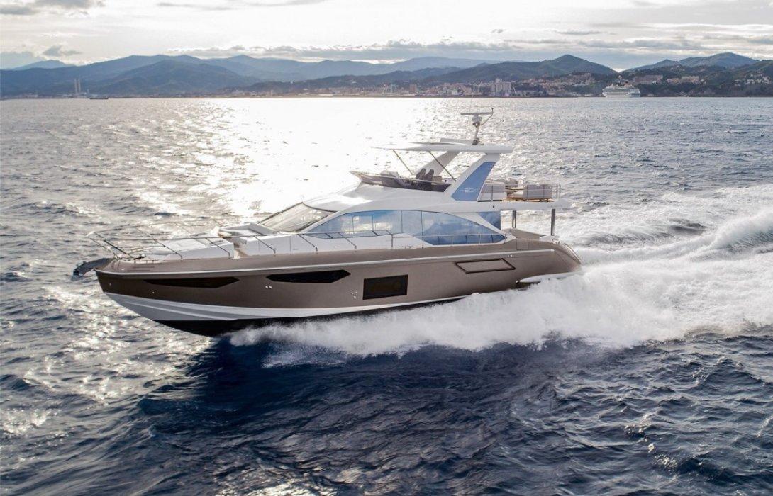 อะซิมุท ยอชท์ กระตุ้นต่อมเศรษฐีไทย เปิดตัวเรือใหม่'Flybridge 60'ในงาน Thailand Yacht Show 2020
