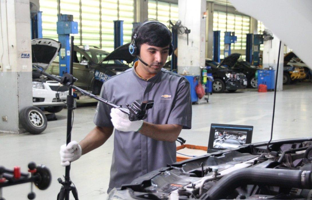 เชฟโรเลต ประเทศไทย ให้คำมั่นมีบริการหลังการขายและดูแลลูกค้าต่อไป