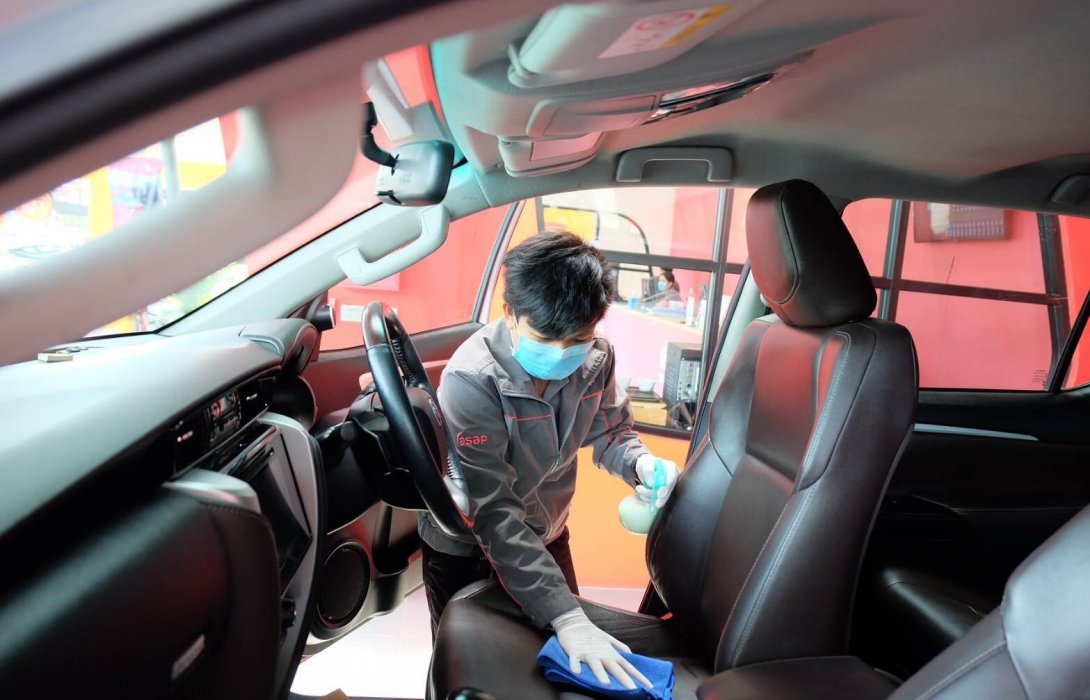 ASAP พลิกวิกฤติ COVID-19 เป็นโอกาสทางธุรกิจรถยนต์ให้เช่า  รับพฤติกรรมผู้บริโภคหันเช่ารถขับเอง