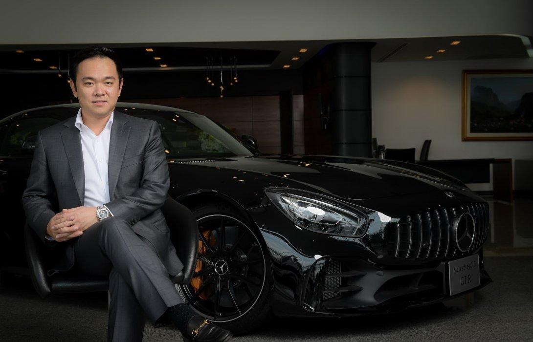 TTC Motor แบไต๋เทคนิคการเข้าถึง Mercedes-AMGแบบตัวต่อกับผู้เชี่ยวชาญระดับนักแข่งมืออาชีพ