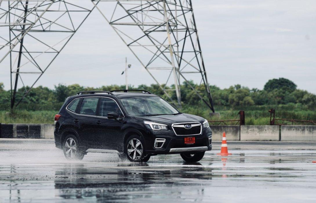 Subaru Ultimate Test Drive 2020 จัดเต็มทดลองขับพร้อมสัมผัสเทคโนโลยีความปลอดภัยกว่า100รายการ