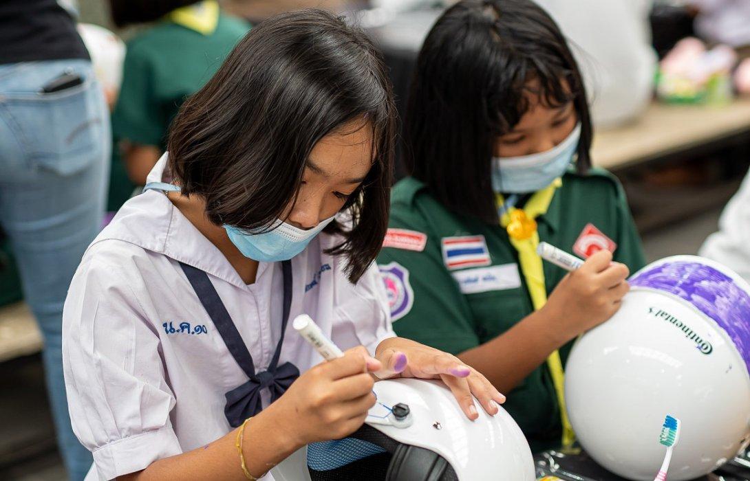 คอนติเนนทอล ประเทศไทย ผนึกกำลังสร้างจิตสำนึกด้านการขับขี่อย่างปลอดภัย