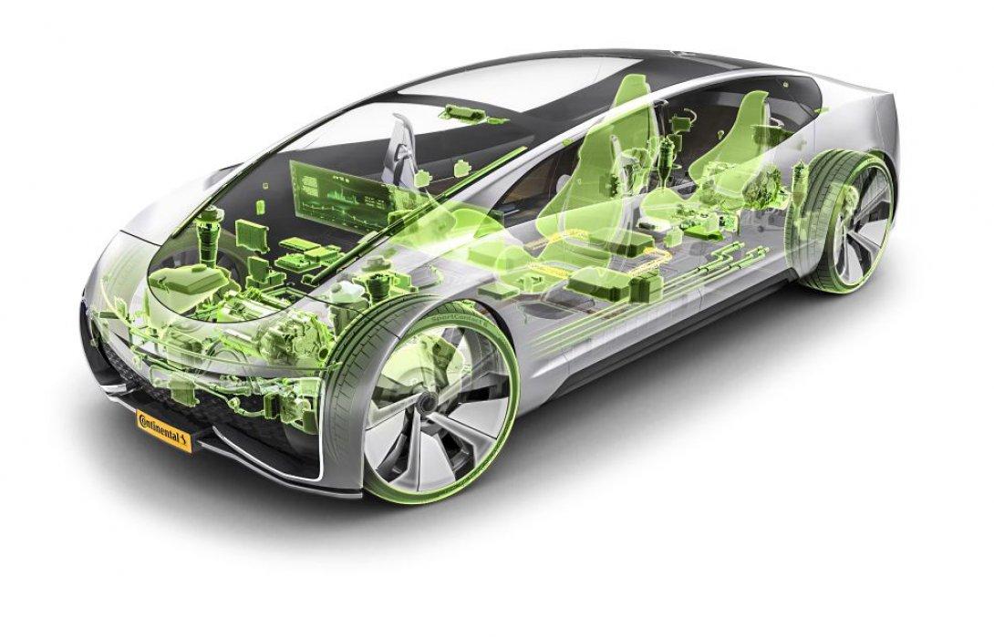 คอนติเนนทอลสร้างมาตรฐานใหม่ให้อุตสาหกรรมด้วยยานยนต์ปลอดมลพิษเพื่อความยั่งยืนยิ่งขึ้น