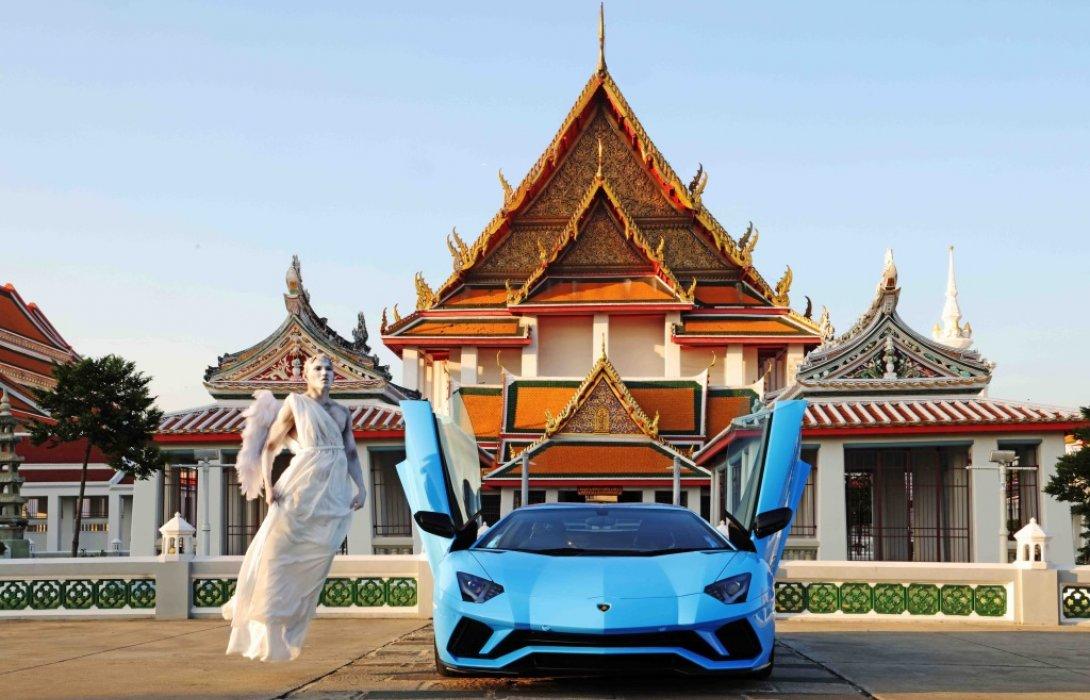 """Lamborghini ส่งต่อโกลบอลแคมเปญล่าสุด""""With Italy, For Italy"""" สู่ภูมิภาคเอเชียแปซิฟิก"""