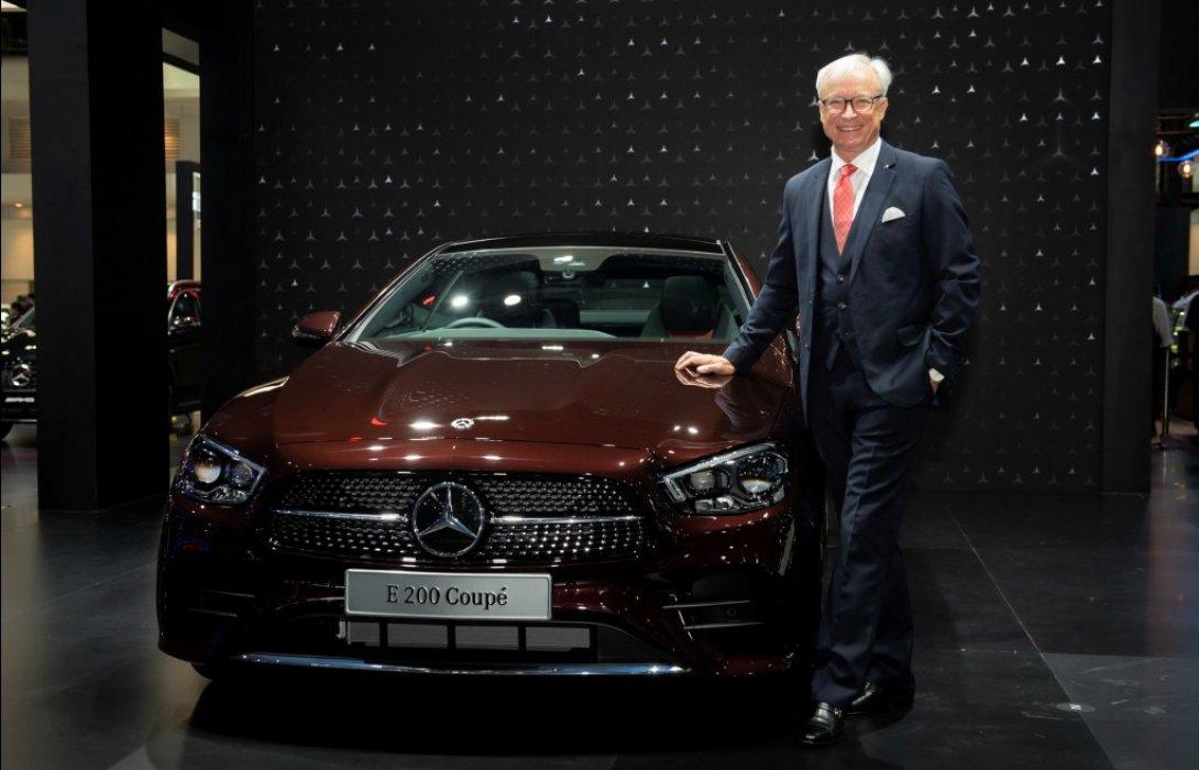 เมอร์เซเดส-เบนซ์  แชมป์ยอดขายรถยนต์ ไตรมาสที่ 1 ส่งมอบรถ 590,999 คันทั่วโลก เติบโตกว่า20%
