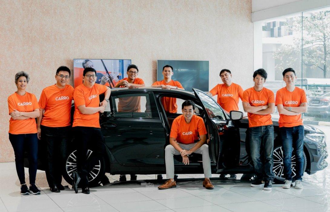 CARRO ขึ้นแท่นเป็นยูนิคอร์น รายแรกในวงการตลาดยานยนต์เอเชียตะวันออกฉียงใต้