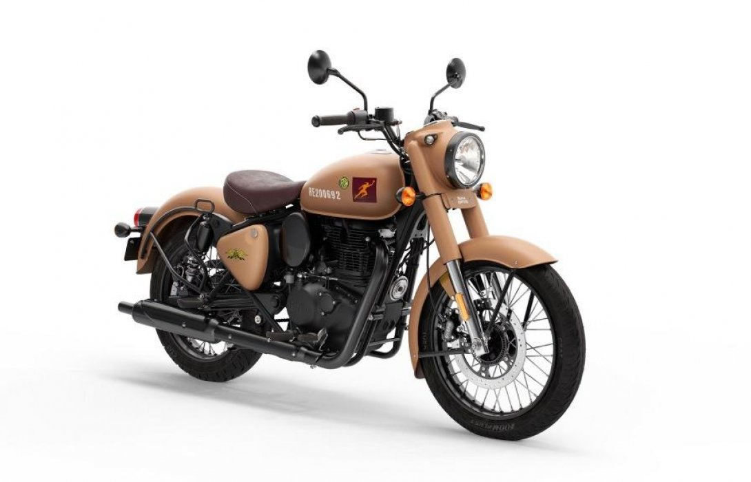 รอยัล เอนฟิลด์ เปิดตัวรถจักรยานยนต์รุ่นใหม่ล่าสุด Classic 350ที่ประเทศอินเดีย