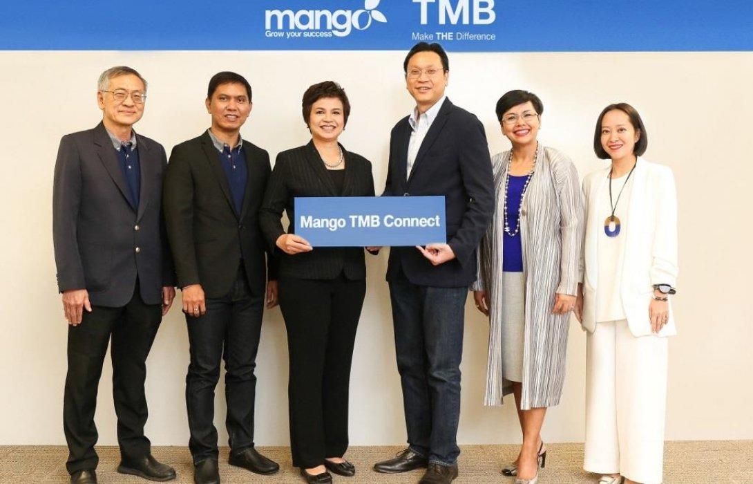 ทีเอ็มบี ร่วมพัฒนาระบบ Mango TMB Connect  เพื่อบริหารธุรกิจก่อสร้างแบบครบวงจร