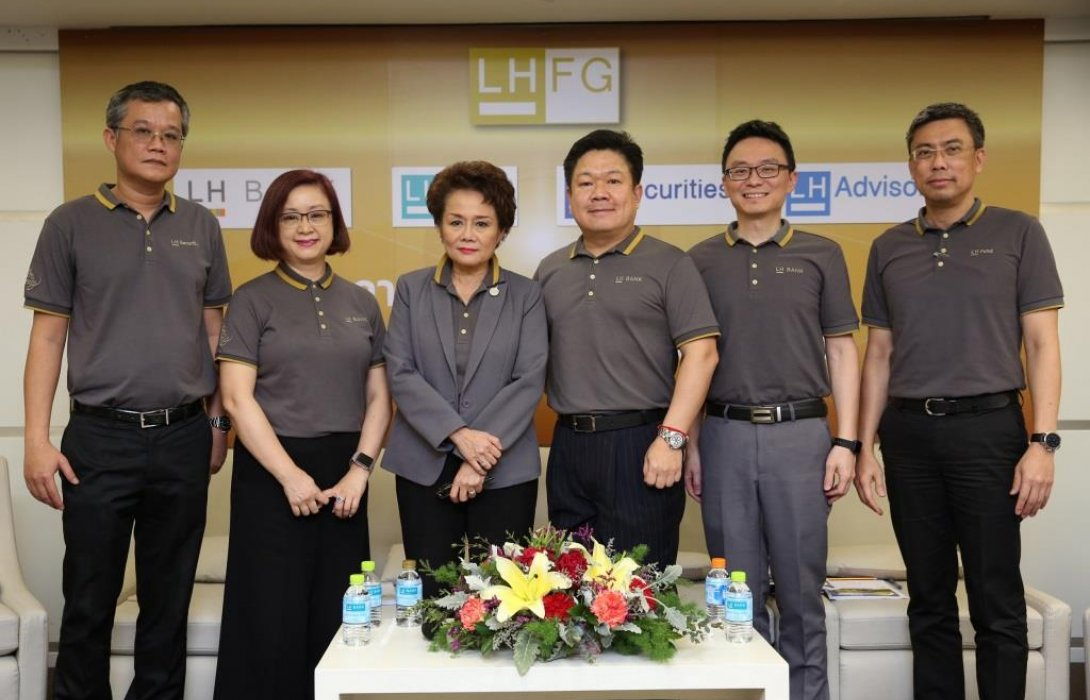 """""""LH Bank"""" เปิดกลยุทธ์ปี 62 ผนึกพันธมิตร CTBC Bank รุกธุรกิจ Trade Finance"""