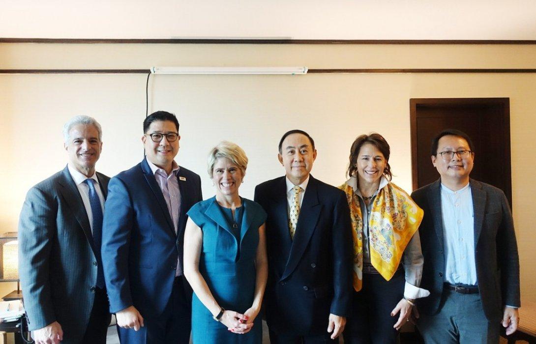 EXIM BANK และ U.S. EXIM Bank หารือแนวทางสนับสนุนการค้าไทย-สหรัฐฯ