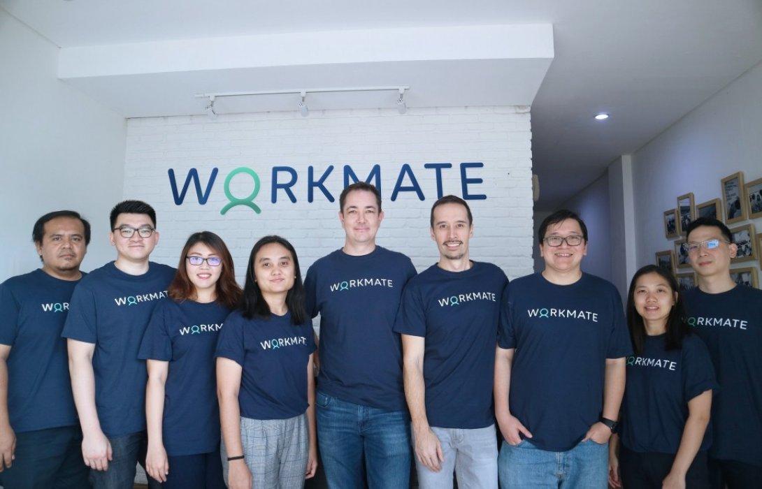 WORKMATEได้รับการลงทุน5.2ล้านดอลลาร์สหรัฐฯในรอบซีรี่ส์เอ  เพื่อพัฒนาตลาดแรงงานนอกระบบ