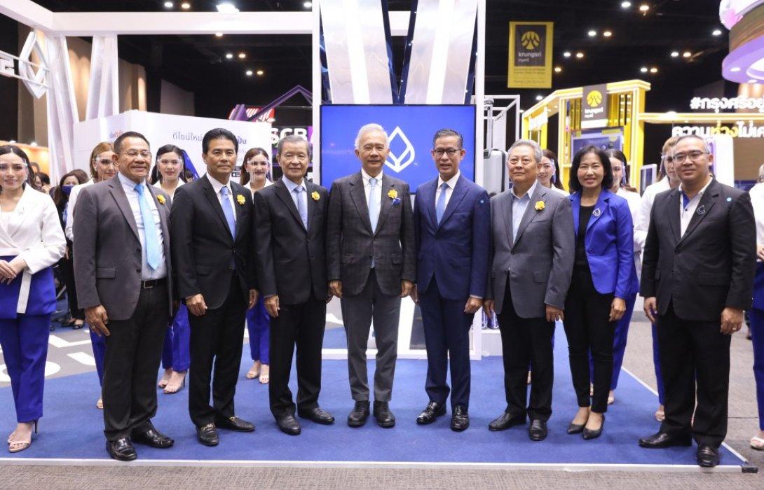 ธนาคารกรุงเทพ ร่วมงาน'มหกรรมการเงินโคราช ครั้งที่ 14'