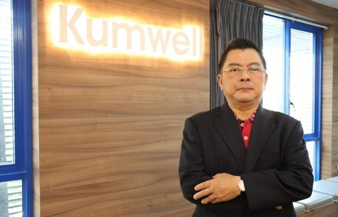 KUMWELตั้งเป้าปีนี้รายได้โต 15-20%