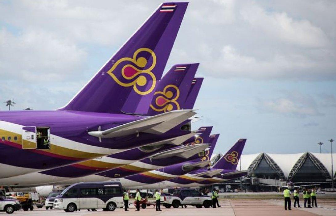 การบินไทย ปลื้มไตรมาสแรกปี 61 กำไร 2,737 ล้าน