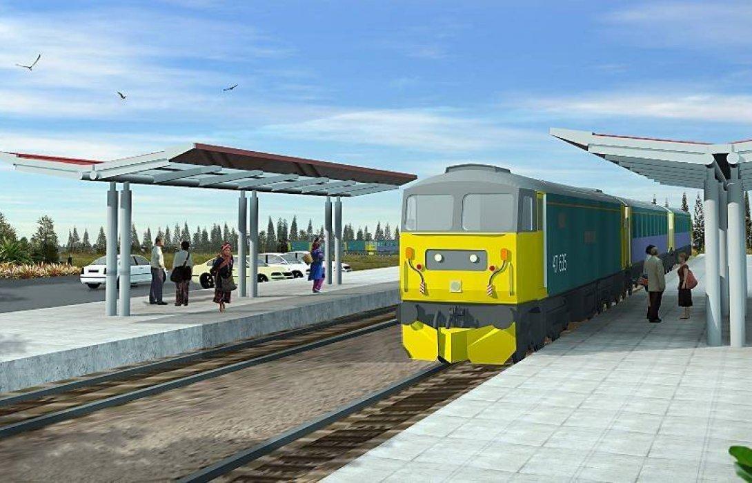 คมนาคมเร่งขับเคลื่อนรถไฟทางคู่ <br> ผลักดันระบบรางเชื่อมเศรษฐกิจ-ท่องเที่ยว