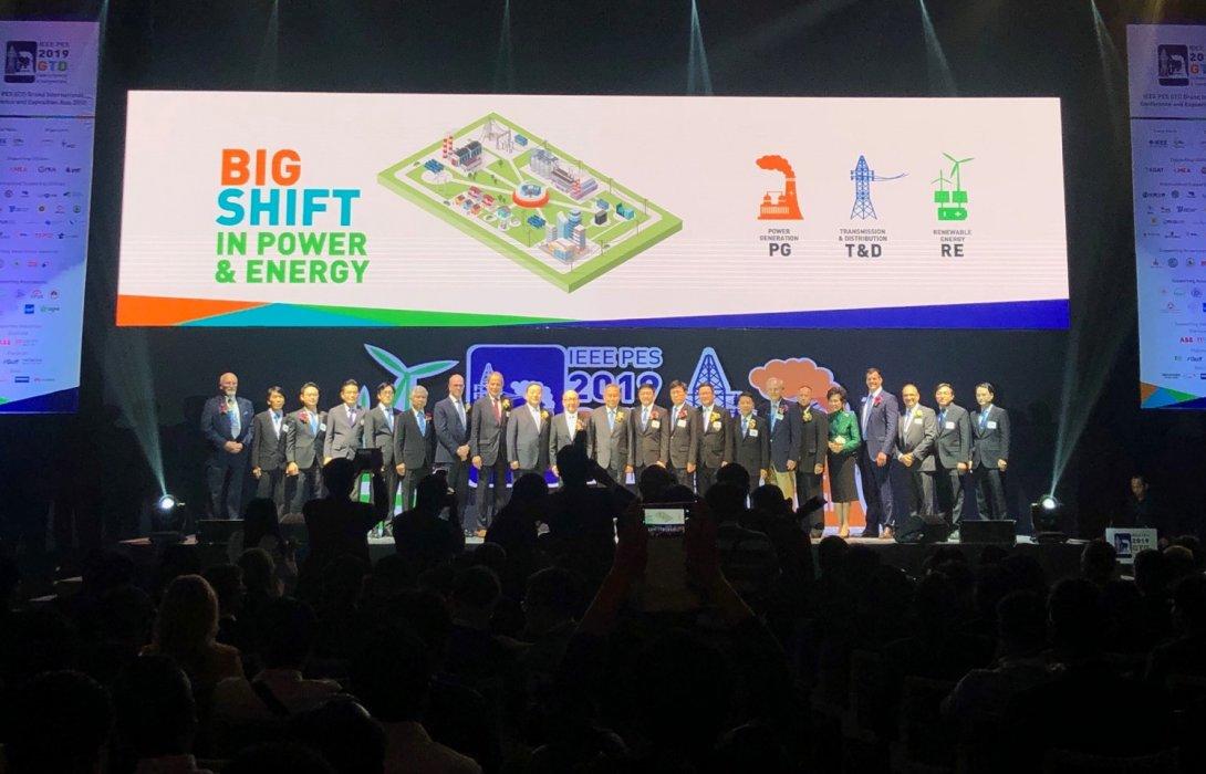อุตสาหกรรมไมซ์ไทย จัดงานระดับโลก IEEE PES GTD ASIA 2019
