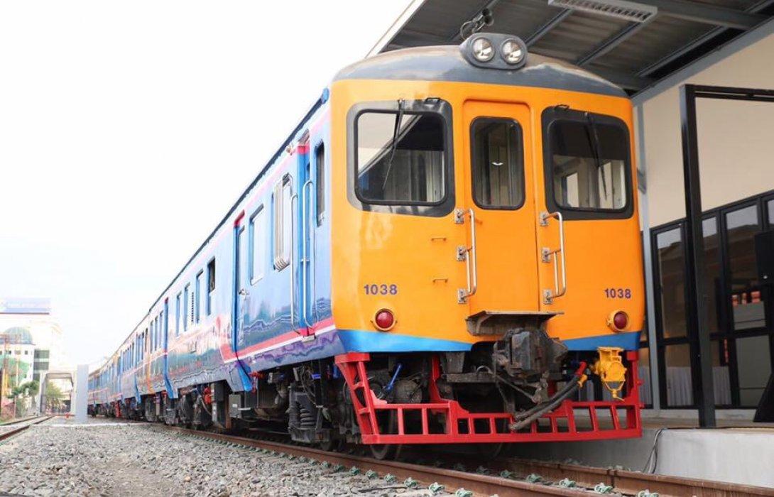 """เปิดหวูดรถไฟทางคู่ """"ฉะเชิงเทรา-แก่งคอย"""" ก.ย. นี้ พร้อมรับพนักงานรถไฟเพิ่ม 1,330 อัตรา"""