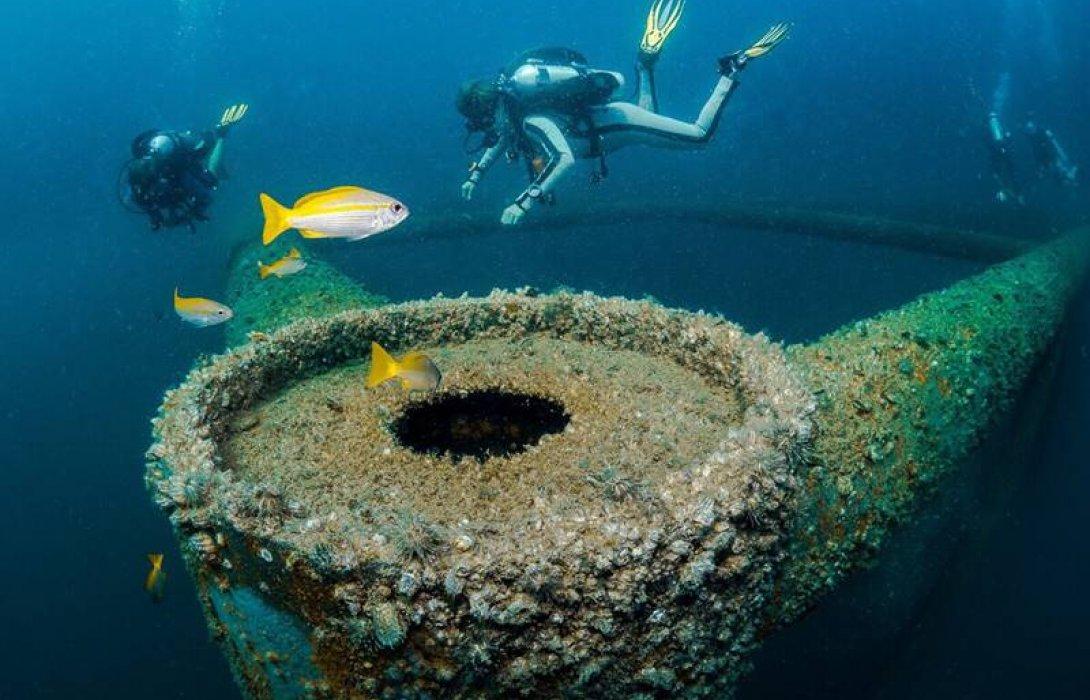 """ชาวประมง """"เกาะพะงัน"""" อ้าแขนรับแท่นปะการังเทียม"""