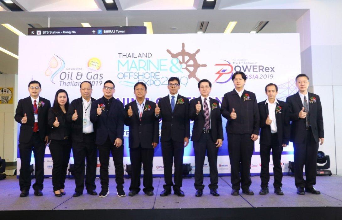 """""""รัฐ-เอกชน"""" จับมือจัดงาน """"TMOX-OGET 2019"""" โชว์นวัตกรรมล้ำ-เสริมพลังอุตสาหกรรมเรือไทย"""