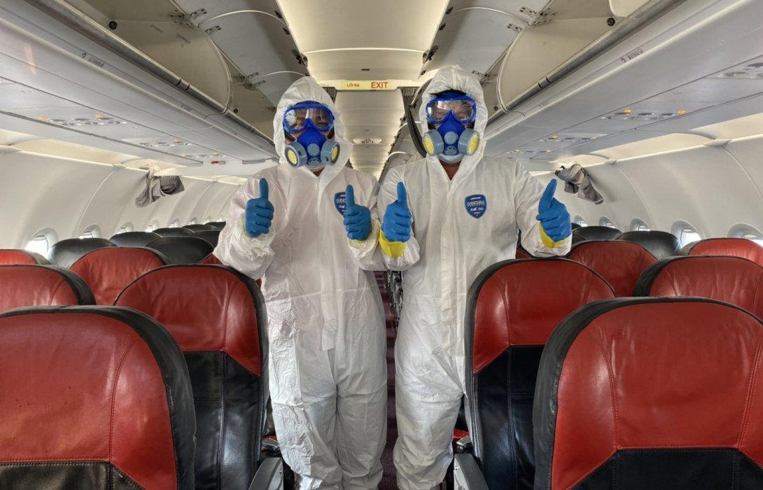 """เดินทางสู่ไทยปลอดภัยจาก """"ไวรัสโคโรนา"""" สนามบิน-สายการบิน เร่งสกัดทุกวิถีทาง"""