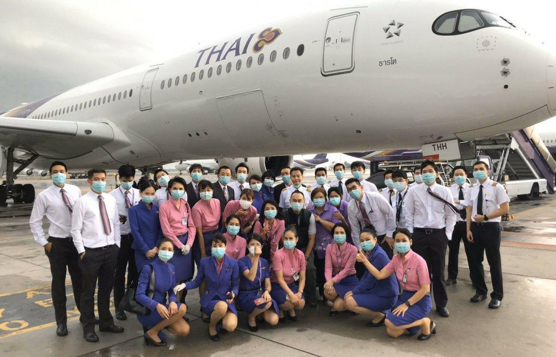 บินไทย หนุนรัฐขนผู้โดยสารจากอิตาลีกลับไทย เหตุคุมพื้นที่ไวรัสโควิด-19 เข้มข้น!