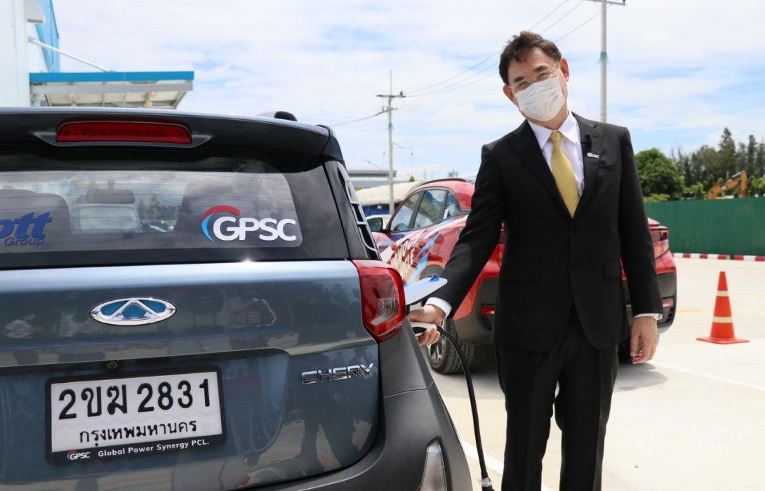 GPSC คิกออฟเดินเครื่องผลิตแบตเตอรี่ด้วยเทคโนโลยี SemiSolid เจ้าแรกในอาเซียน พร้อมต่อยอดป้อนยานยนต์ไฟฟ้า
