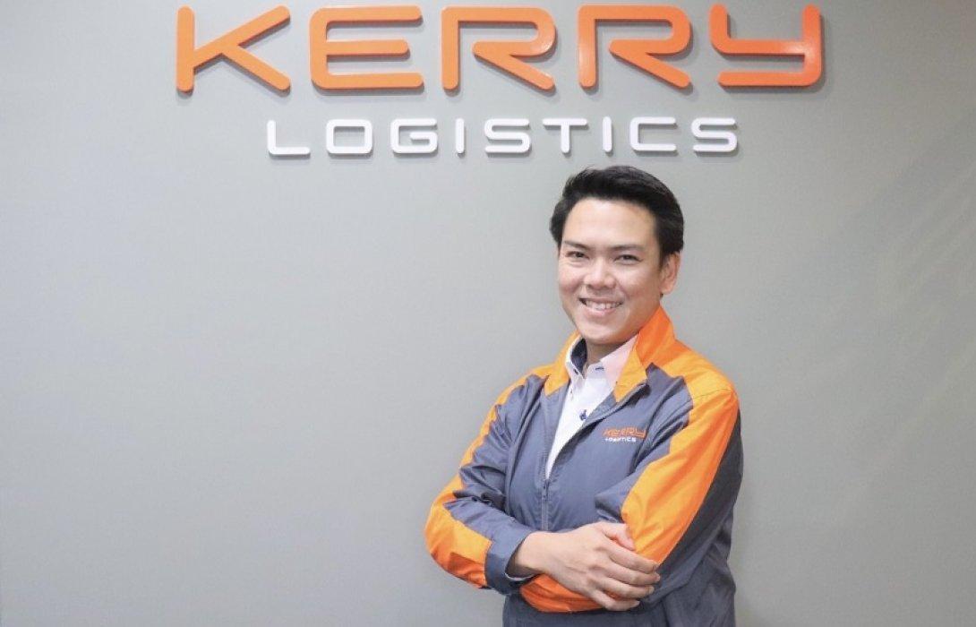 """""""เคอรี่""""รุกหนักคลังสินค้า-ปูพรมลูกค้าทุกอุตฯในไทย"""