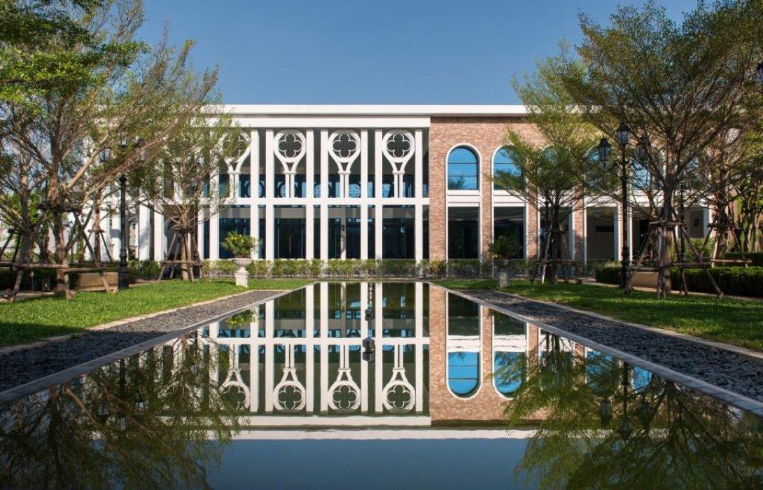 เอสซี แอสเสท ต่อยอดผู้นำบ้านหรู เผยโฉมที่สุดของ Luxury Privacy Clubhouse