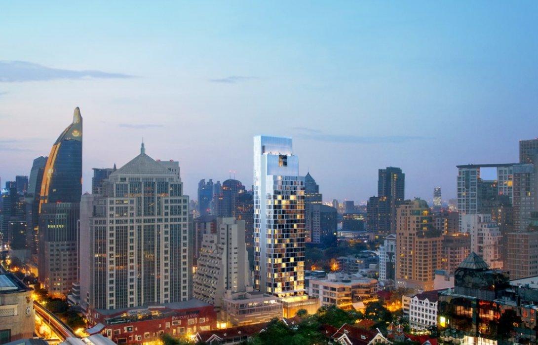"""เปิดตัว""""สโคป หลังสวน"""" – โครงการแรกในไทยโดยดีไซเนอร์ผู้ออกแบบคอนโดที่แพงที่สุดของนิวยอร์ค"""