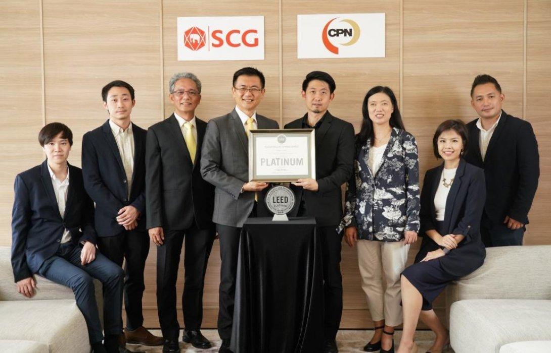 SCG จับมือ CPN ยกระดับศูนย์อาหาร ด้วยงานออกแบบอาคารเขียว เพื่อสิ่งแวดล้อม พนักงาน และลูกค้า