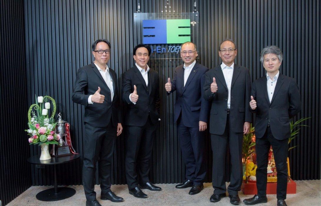 """""""ไตร-เอ็น โซลูชั่น"""" สยายปีกเสริมแกร่ง บริษัทยักษ์ใหญ่ญี่ปุ่นเข้าร่วมทุน มุ่งเป้าโต 10% ทุกปี"""