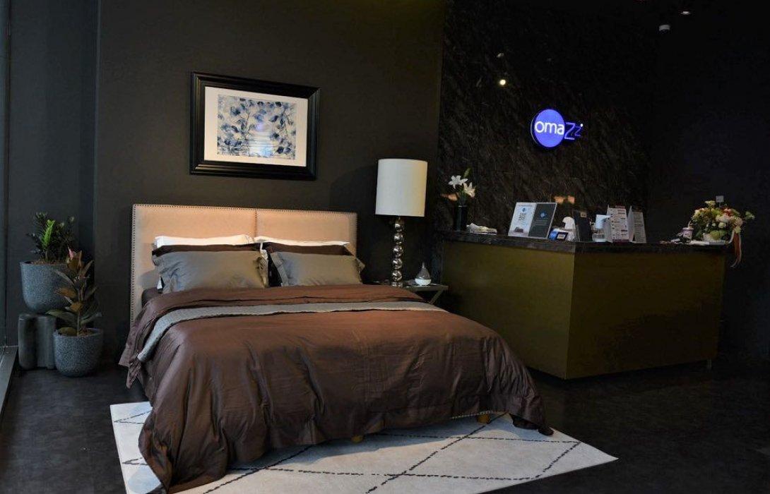 Omazz แบรนด์ที่นอนและเครื่องนอนคุณภาพเยี่ยมเปิดแฟลกชิปสโตร์แห่งใหม่