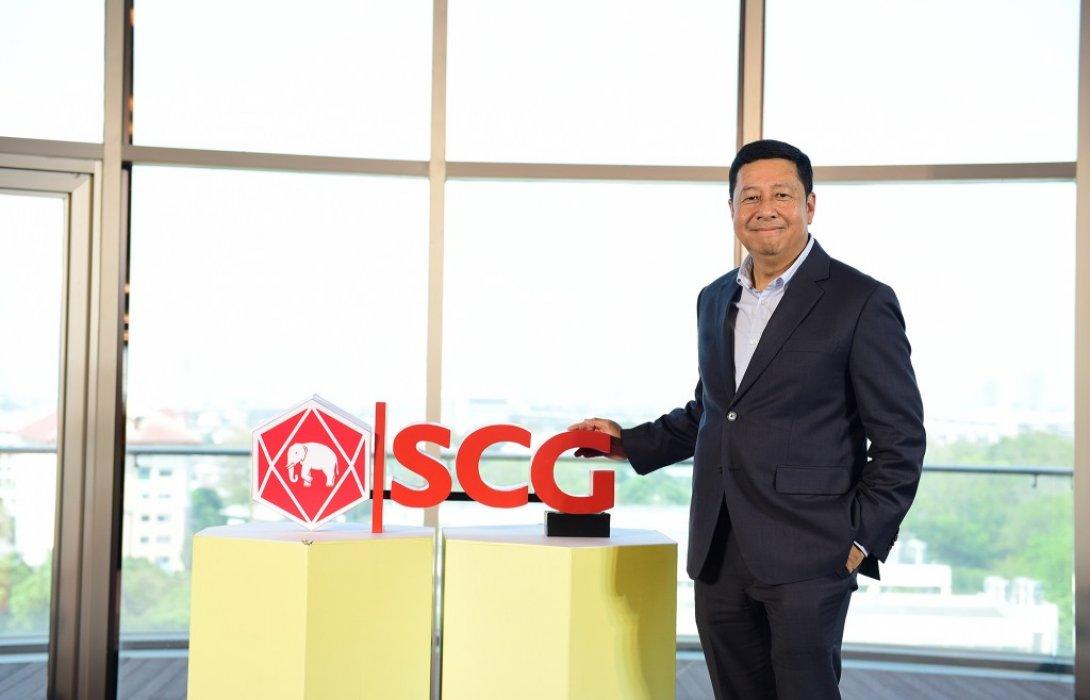 """""""เอสซีจี""""เปิดแผนปี64ขับเคลื่อนธุรกิจด้วยนวัตกรรม เซอร์วิสโซลูชัน และเทคโนโลยีดิจิทัล"""