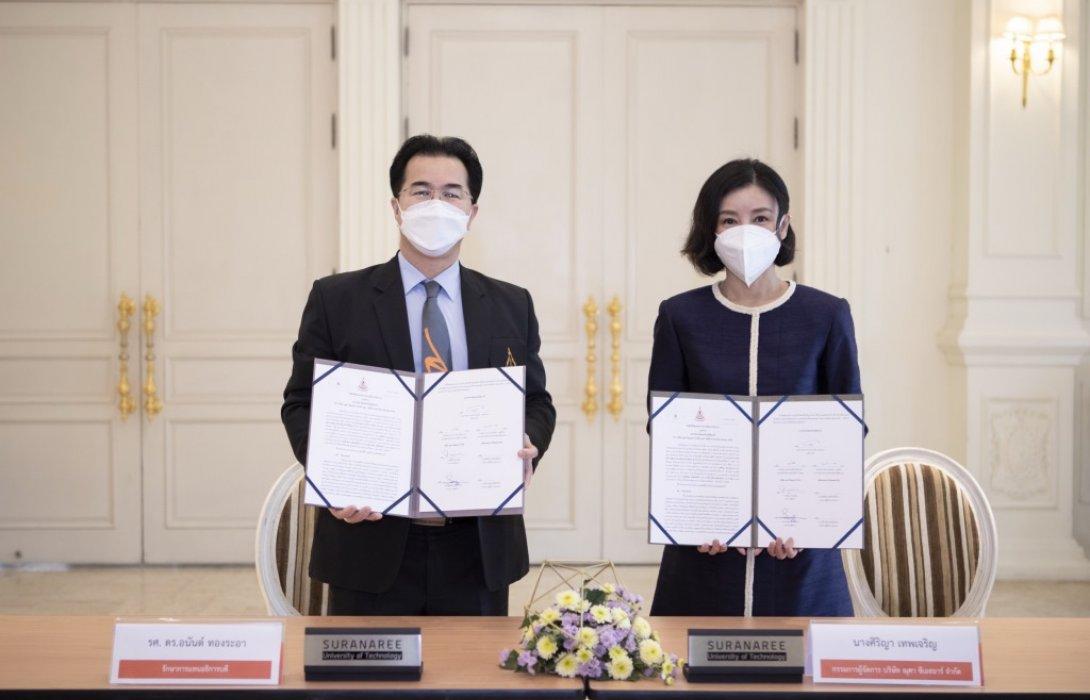 3 ภาคส่วนร่วมลงนาม MOU สร้าง My Ozone เมืองกัญชา