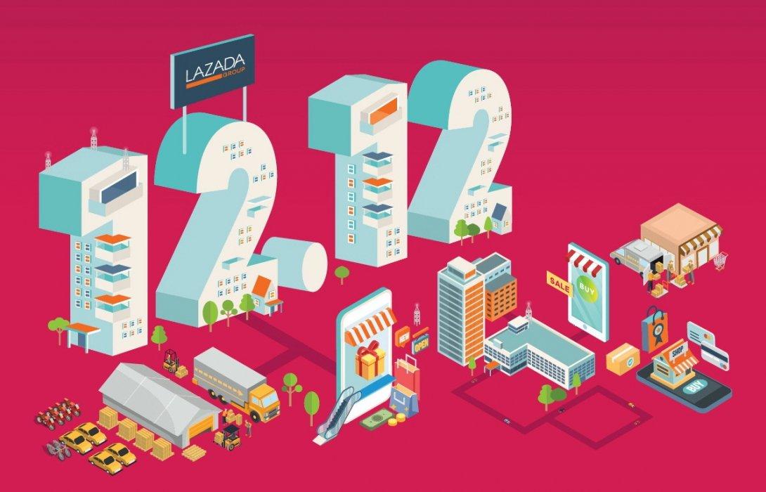 ลาซาด้า เผยมูลค่าซื้อขายสินค้ารวมสูงถึง 8 พันล้านบาททุบสถิติโค้งสุดท้ายของออนไลน์ เฟสติวัล