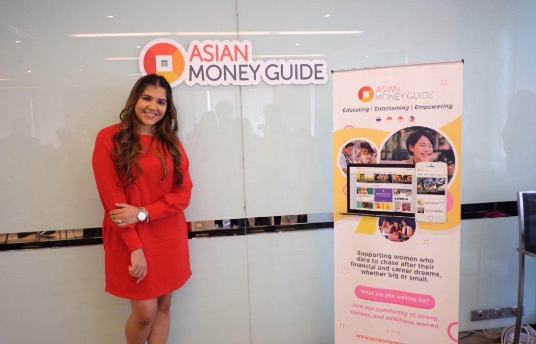 ผู้หญิงมีเฮ เปิดตัว  AsianMoneyGuide.com  เว็บไซต์สาระด้านการเงินและไลฟ์ สไตล์  โดยผู้หญิงเพื่อผู้หญิง